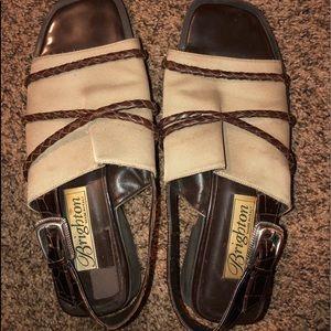 Vintage BRIGHTON sandals